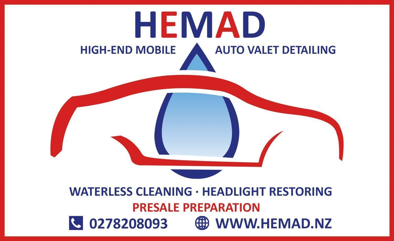 HEMAD – HEADLIGHT DOCTOR GROOMING VALET SERVICE